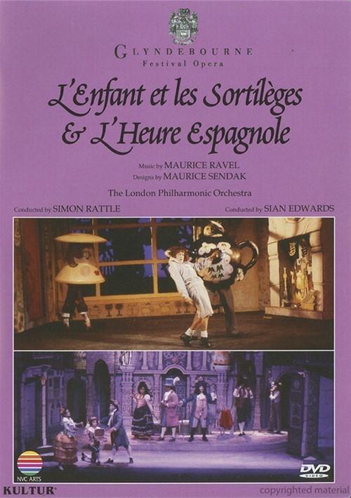 LEnfant Et Les Sortílèges & LHeure Espagnole