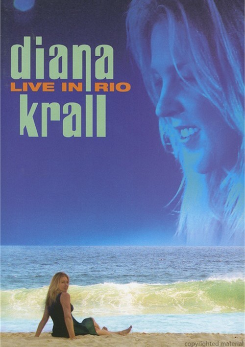 Diana Krall: Live In Rio