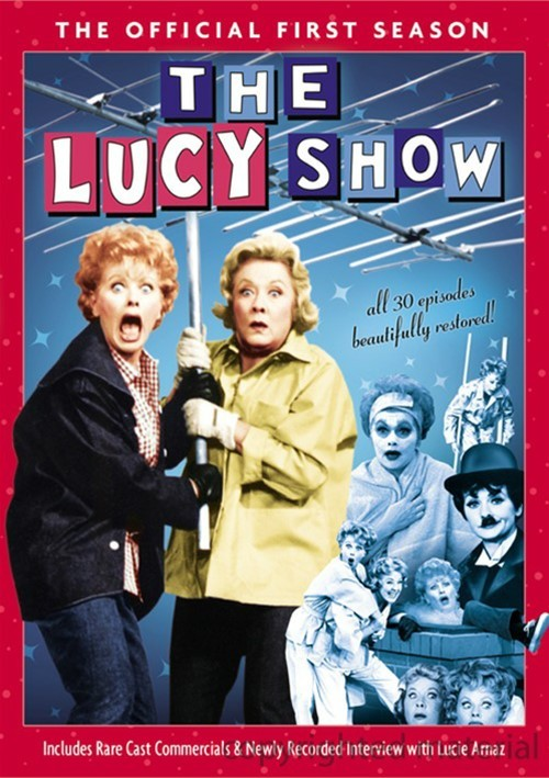 Lucy Show, The: The Official First Season