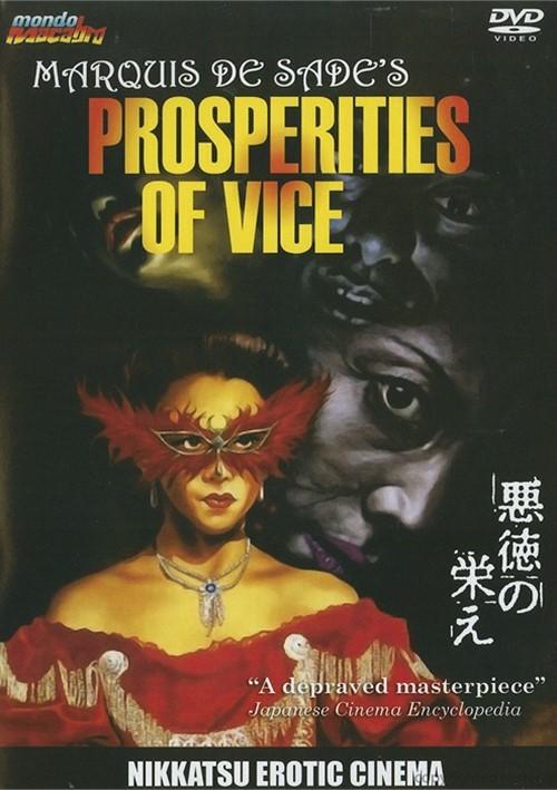 Marquis De Sades Prosperities Of Vice
