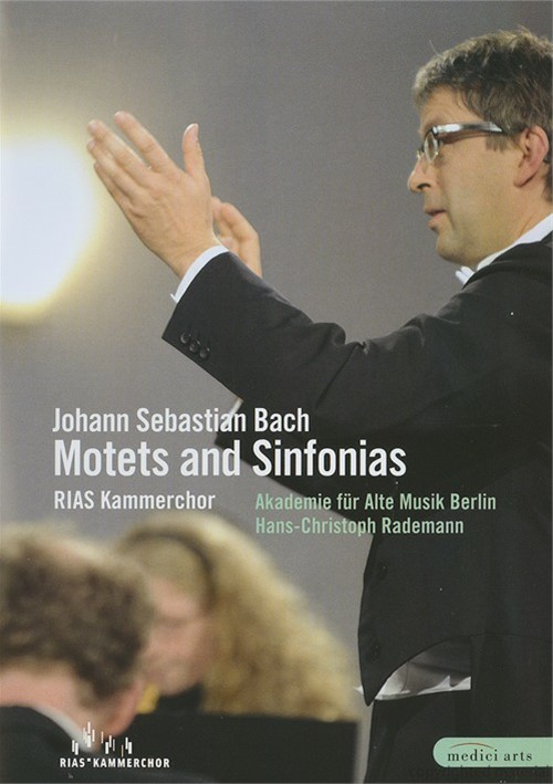 Bach: Motets And Sinfonias
