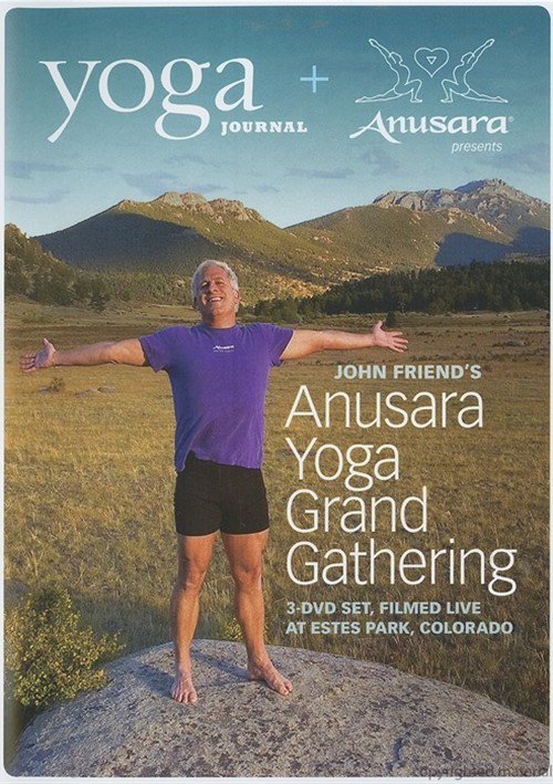 Yoga Journal: John Friends Anusara Yoga Grand Gathering
