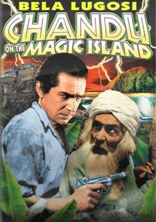 Chandu On The Magic Island / Return Of Chandu, The (2 Pack)