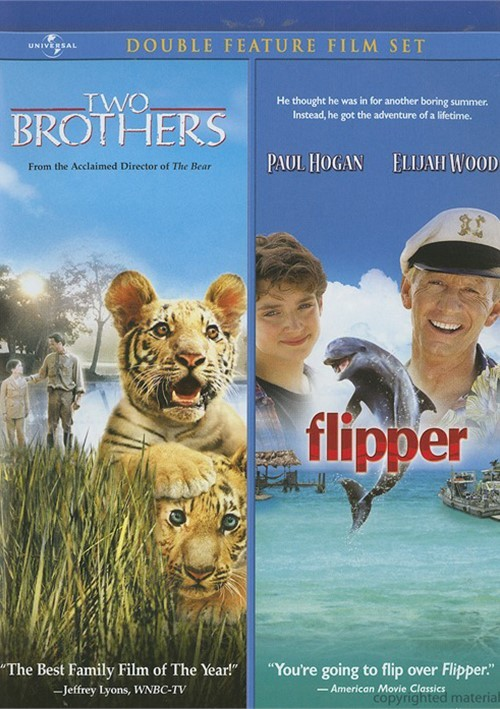 Two Brothers / Flipper (Double Feature)