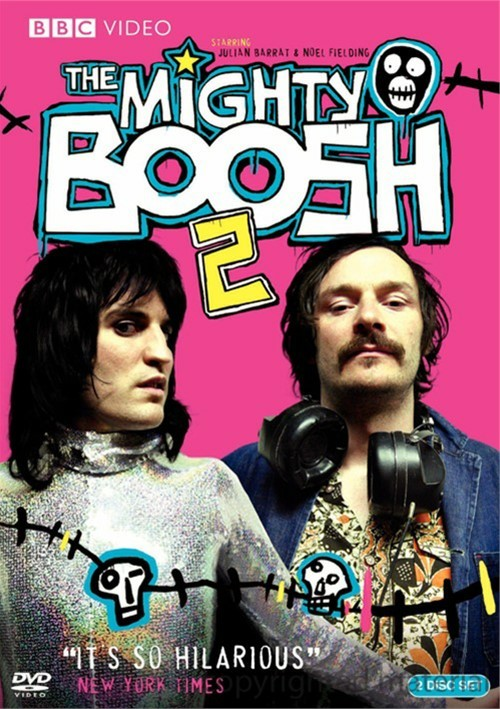 Mighty Boosh, The: The Complete Season 2