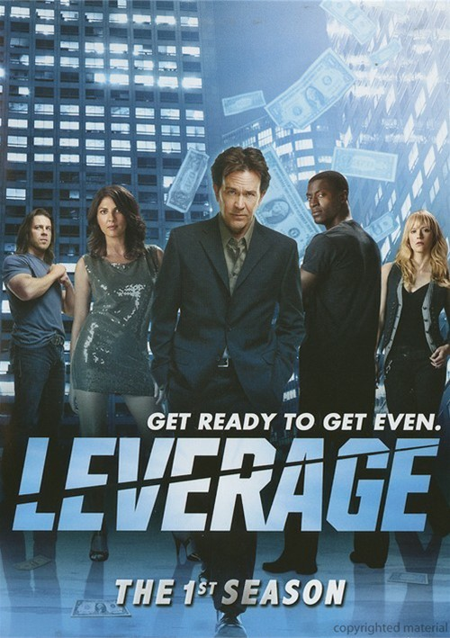 Leverage: The 1st Season