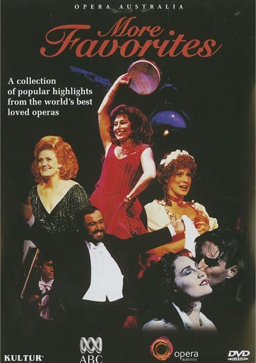 Opera Australian: More Favorites
