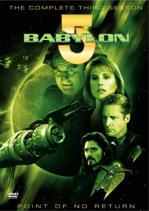 Babylon 5: The Complete Third Season (Re-Packaged)