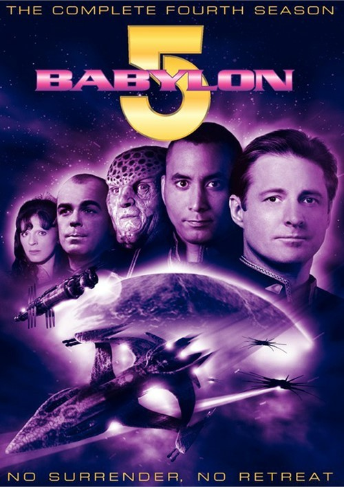 Babylon 5: The Complete Fourth Season (Re-Packaged)
