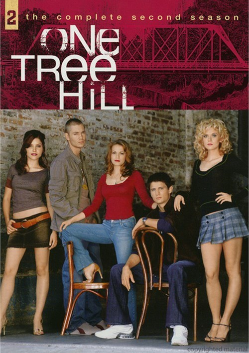 One Tree Hill: The Complete Second Season (Re-Packaged)