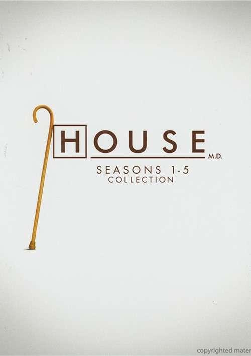 House: Seasons 1 - 5