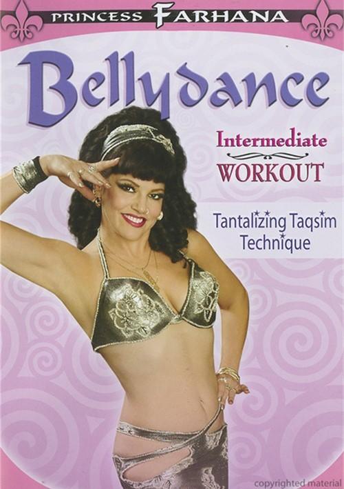 Princess Farhana: Bellydance - Intermediate Workout