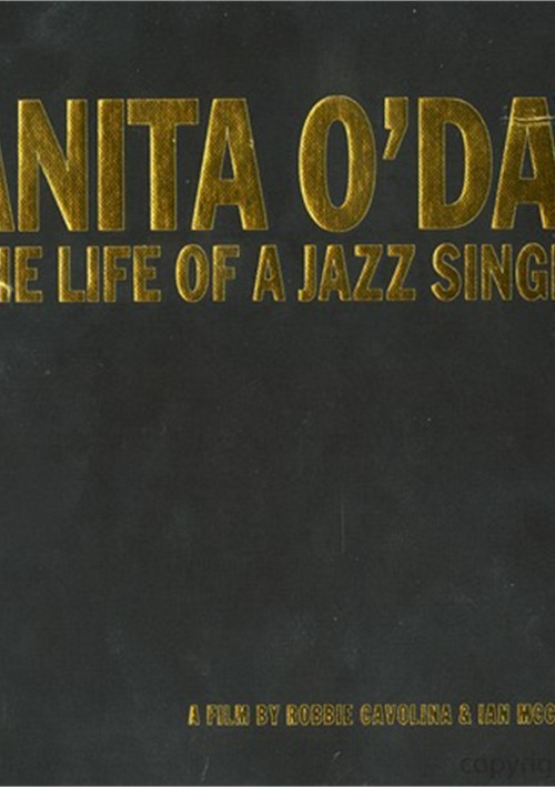Anita ODay: The Life Of A Jazz Singer (with 144-Page Book)