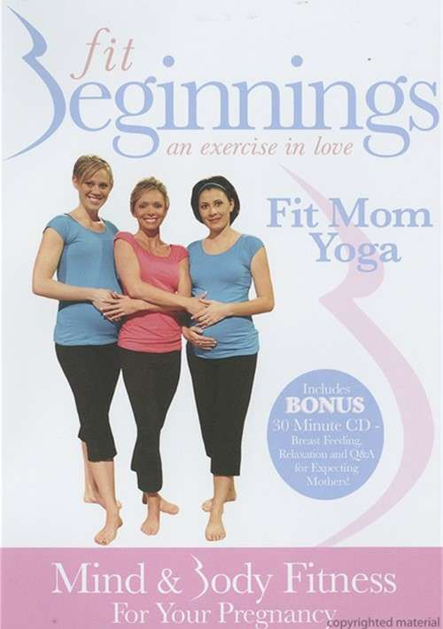 Fit Beginnings: Fit Mom Yoga
