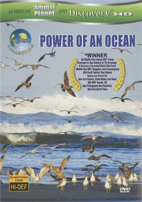 Power Of An Ocean