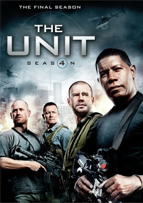 Unit, The: Season 4