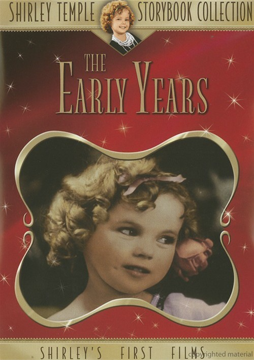 Shirley Temple Storybook Collection: My Early Years  (2 Pack)