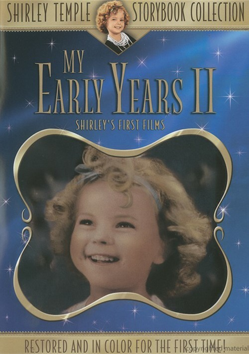 Shirley Temple Storybook Collection: My Early Years - Volume 2
