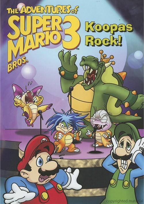 Adventures Of Super Mario Bros 3, The: Koopas Rock!