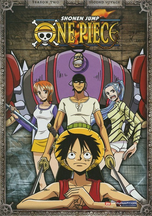 One Piece: Season Two - Second Voyage