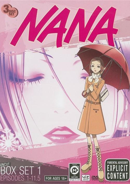 Nana: Box Set 1