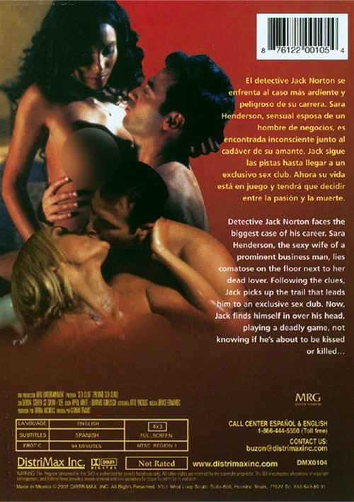 Sex club movie