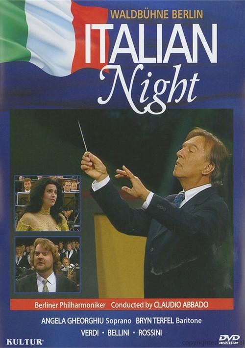 Waldbuhne Concert: Italian Night