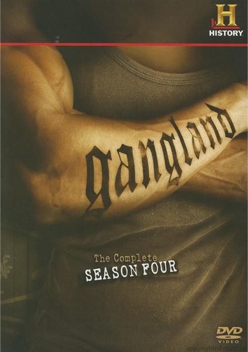 Gangland: The Complete Season Four