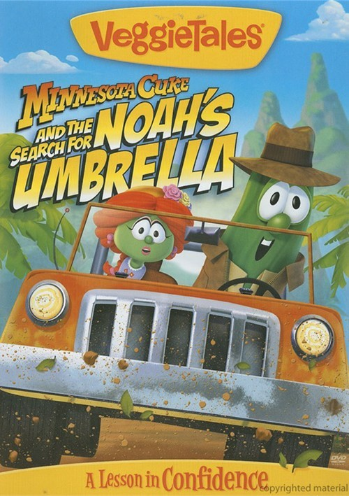 Veggie Tales: Minnesota Cuke And The Search For Noahs Umbrella