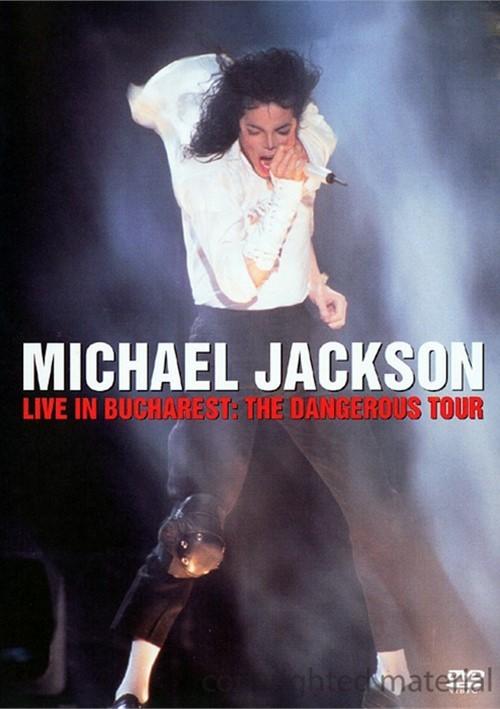 Michael Jackson: Live In Bucharest