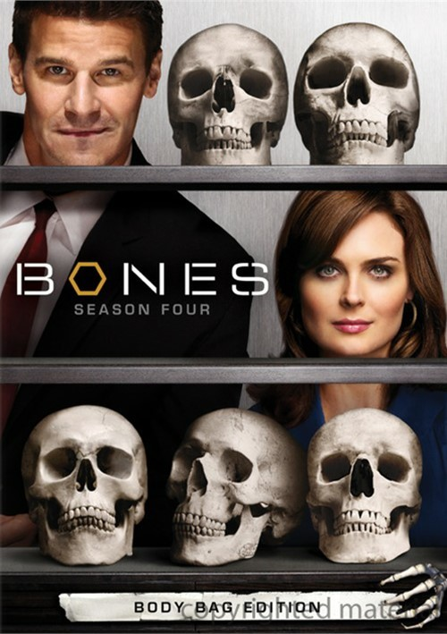 Bones: Season Four - Body Bag Edition