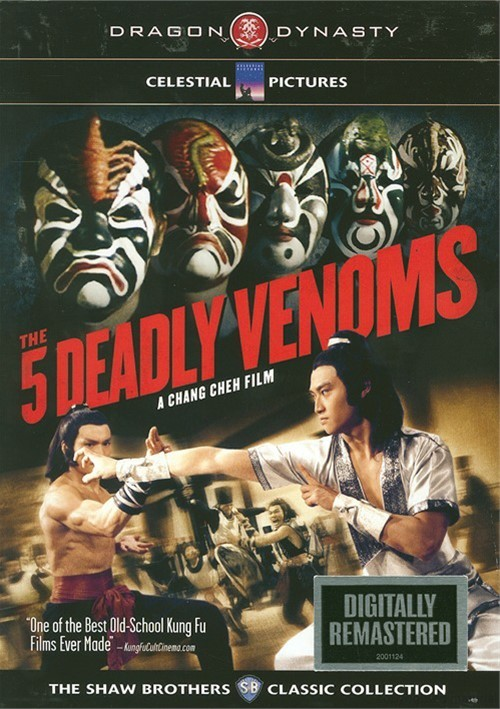 5 Deadly Venoms, The