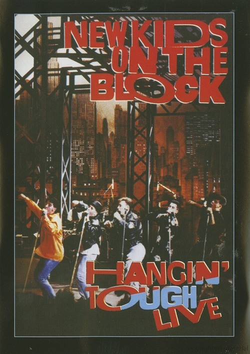 New Kids On The Block: Hangin Tough Live