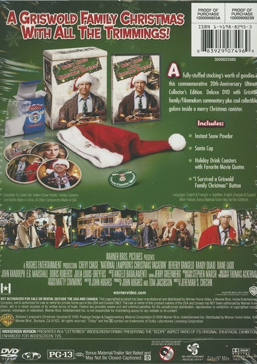 National Lampoon's Christmas Vacation: 20th Anniversary