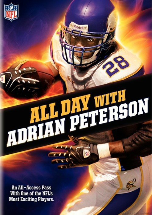 NFL All Day With Adrian Peterson