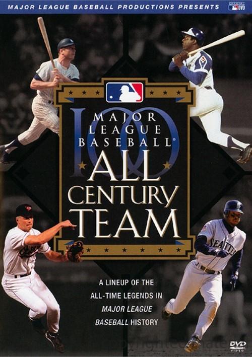 Major League Baseball: All-Century Team