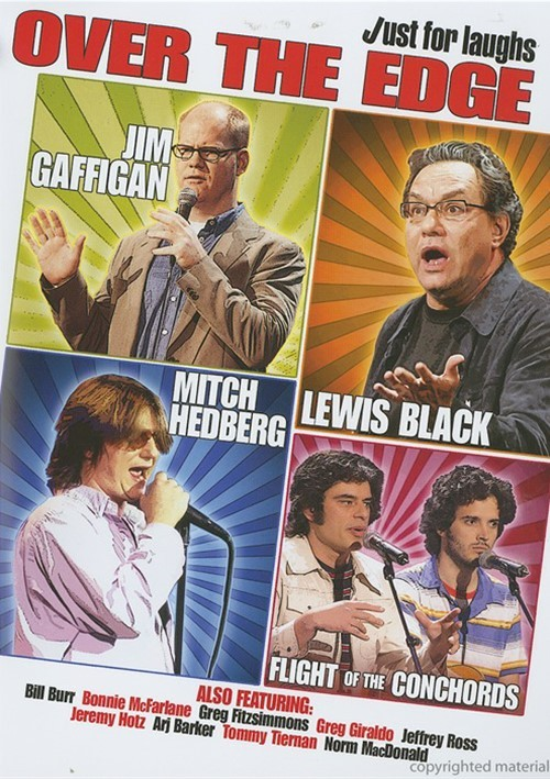 Just For Laughs: Stand-Up - Over The Edge