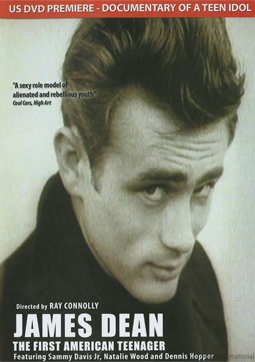 James Dean: The First American Teenager