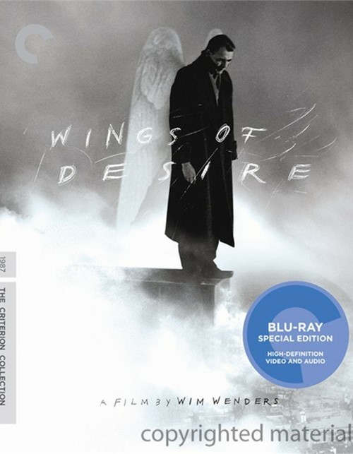 Wings Of Desire: The Criterion Collection