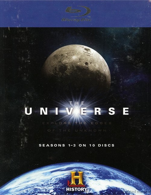Universe, The: The Complete Seasons 1 - 3