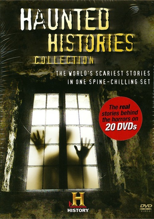 Haunted Histories Collection: Megaset