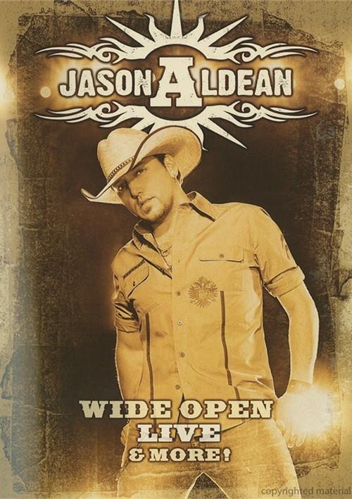 Jason Aldean: Wide Open Live & More!