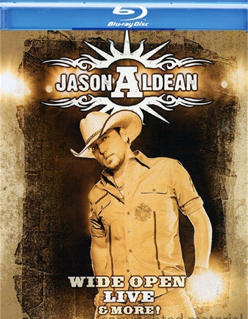 Jason Aldean: Wide Open Live & More!