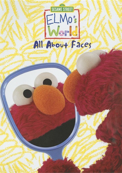 Elmos World: All About Faces