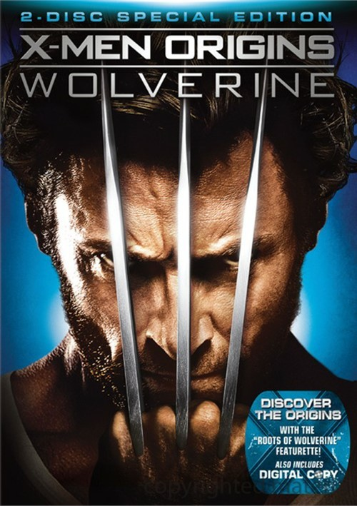 X-Men Origins: Wolverine - 2 Disc Special Edition