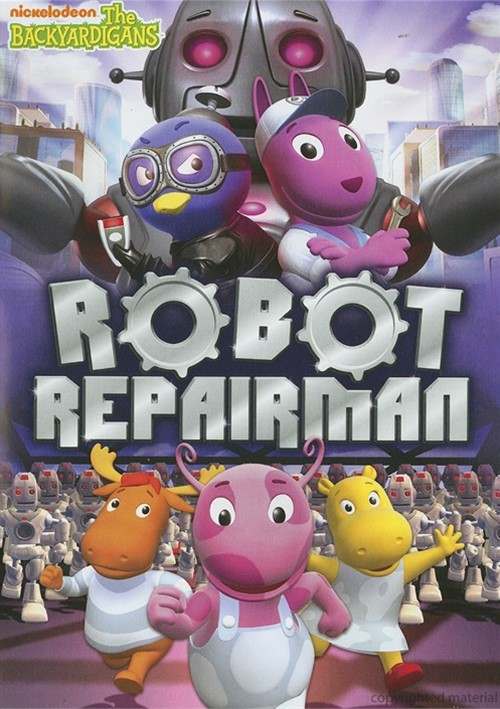 Backyardigans, The: Robot Repairman
