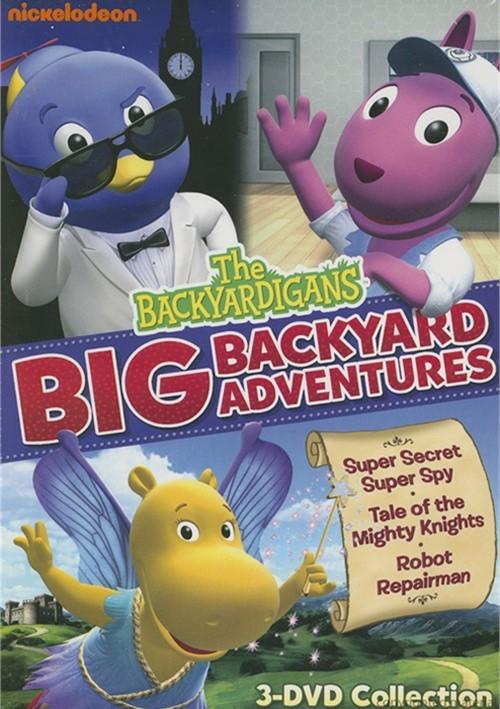 Backyardigans, The: Big Backyard Adventures