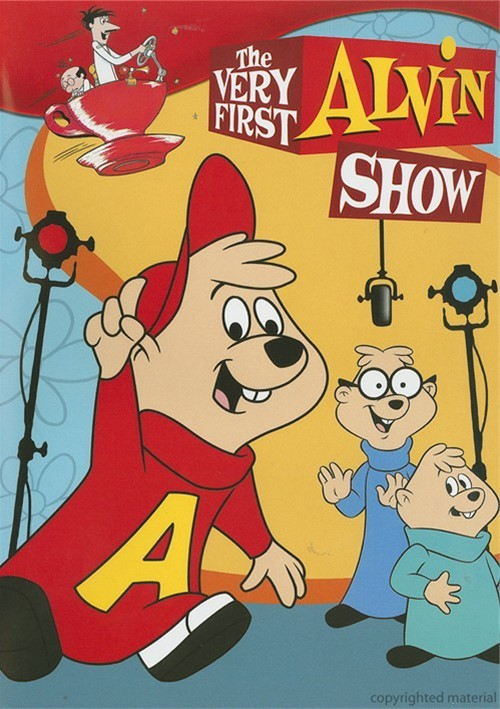 Alvin And The Chipmunks: The Very First Alvin Show