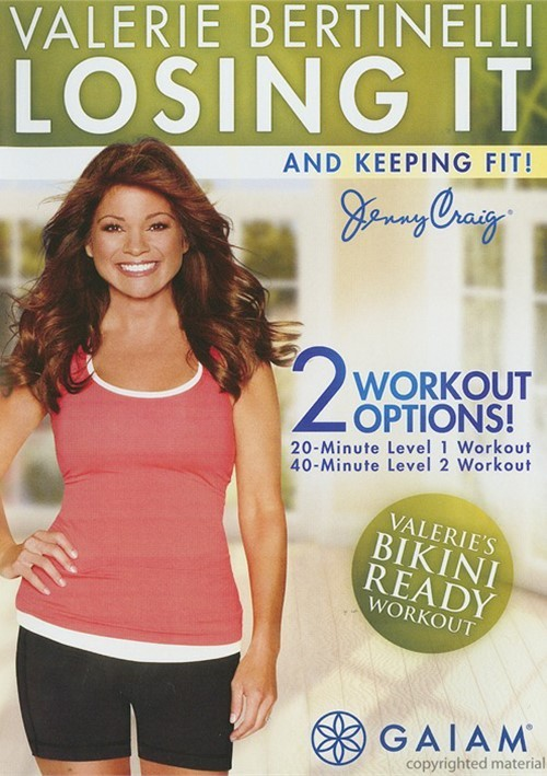 Valerie Bertinelli: Losing It And Keeping It Off