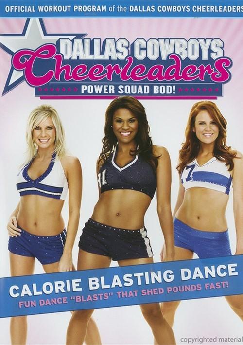 Dallas Cowboys Cheerleaders Power Squad Bod!: Calorie Blasting Dance